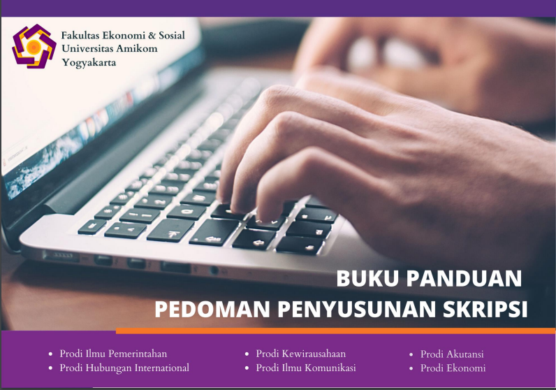 Panduan Skripsi Fakultas Ekonomi dan Sosial